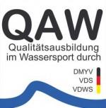 Unsere Segelschule ist Mitglied in der Arbeitsgemeinschaft Qualitätsausbildung im Wassersport - QAW. Das Qualitätssiegel steht für verbindliche Ausbildungs- und Anerkennungskriterien im Wassersport.