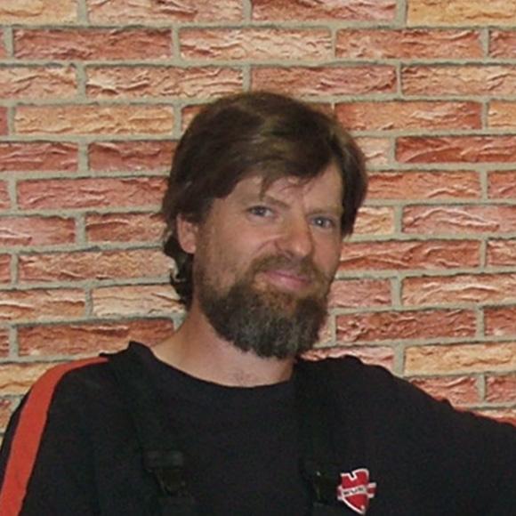 Andreas, Werkstattleiter Bootsbau und Yachtservice