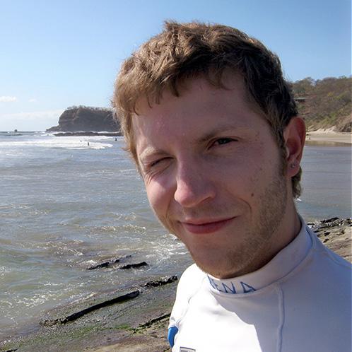 Philipp, Freund und Helfer der Segelschule
