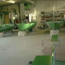 RUWA Boote Fertigung